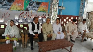 3. Meeting with local EPI, WHO UNICEF at Bhagiari PTP
