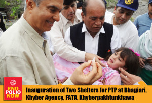 5.-Administrating-Polio-drops-at-PTP-Bhagiari