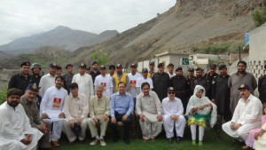 6. A Group Photo with all officials