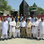 1. Rotary & Afghan  Delegation with FATA team