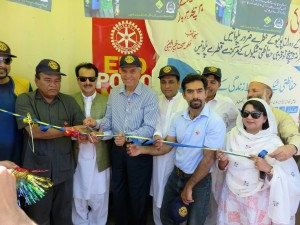 3. Inauguration of Shelter at Torkham- Pak-Afghan Border (1)